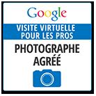 visite virtuelle pour les pros Google